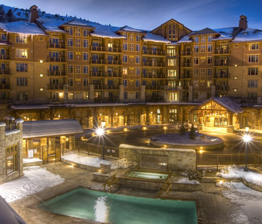 Hyatt Escala Lodge Park City Utah Hotel Category
