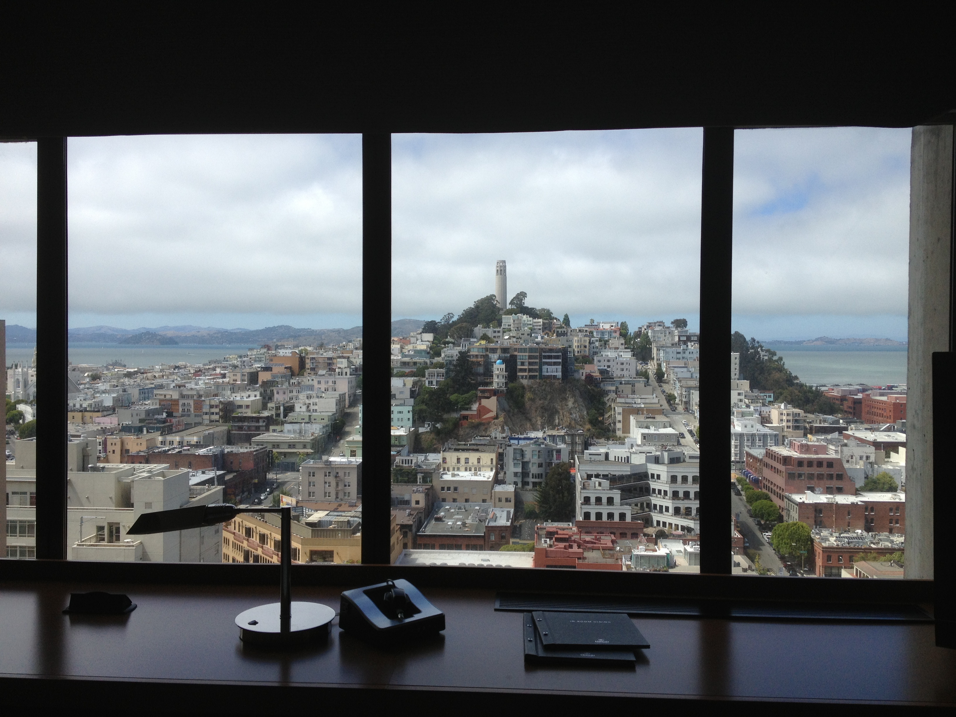 hilton san francisco financial district hotel review - pointchaser