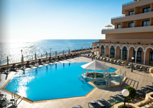 Radisson Blu Resort, Malta St. Julian's Club Carlson