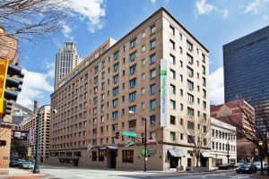 Holiday Inn Express & Suites Atlanta Downtown Category 2