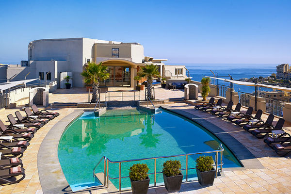 Le Meridien St. Julians Hotel & Spa - One of the Best Category 3 Starwood Hotels
