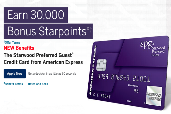 5 Reasons to Get the 30 000 Point Starwood Preferred Guest
