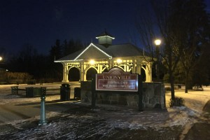 Unionville Ontario Large Gazebo Stars Hollow