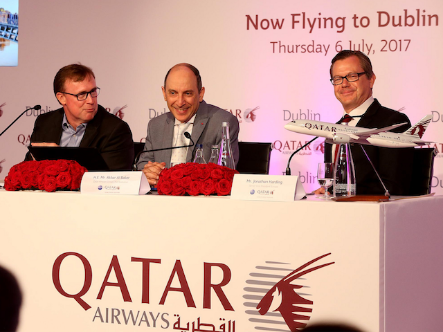 Qatar Airways CEO Al-Baker Flight Attendant Grandmothers
