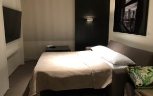 Review Andaz 5th Avenue Suite Pullout Couch