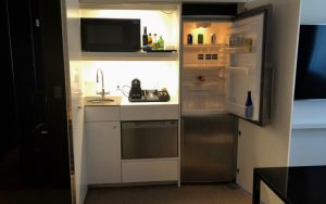 Andaz 5th Avenue Suite Kitchenette Review