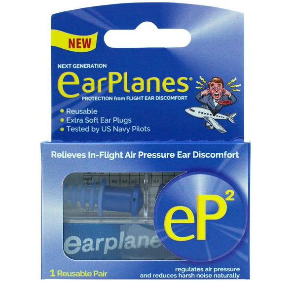 how to help ear pain when flying