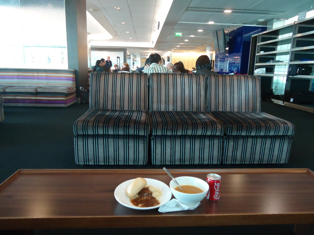 British Airways Business Class (London Heathrow)