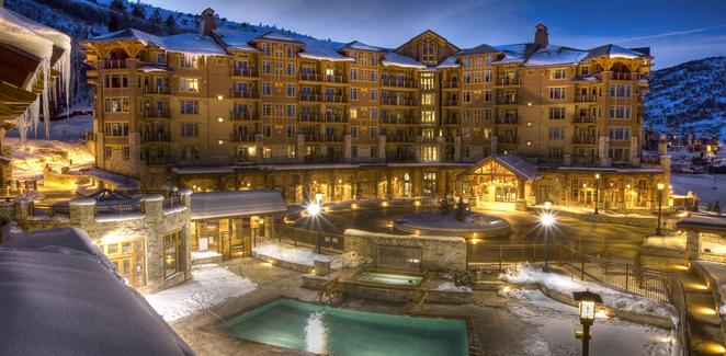 Hyatt Escala Lodge Park City Utah Hotel Category