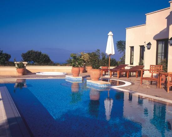 Intercontinental Aphrodite Hills Resort Source: Tripadvisor.com