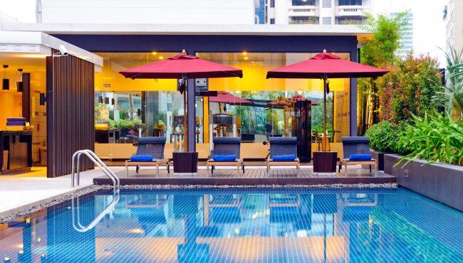 Park Plaza Bangkok Soi 18 Club Carlson