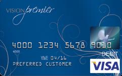 Vision Visa Prepaid Card