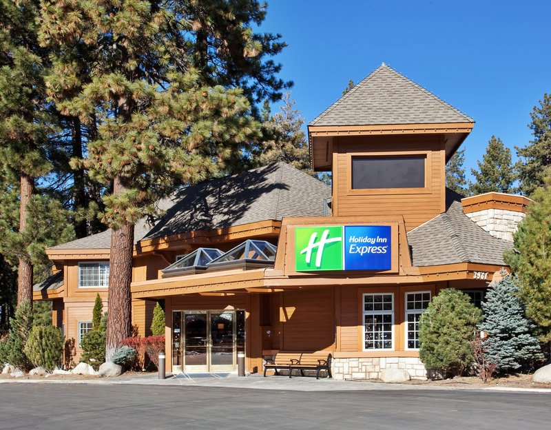 Holiday Inn Express South Lake Tahoe IHG Rewards Club