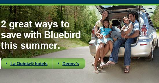 Amex Bluebird Deals