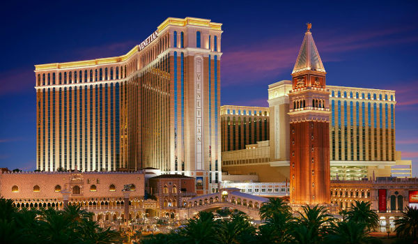 Get 50% off award redemptions at The Venetian Las Vegas