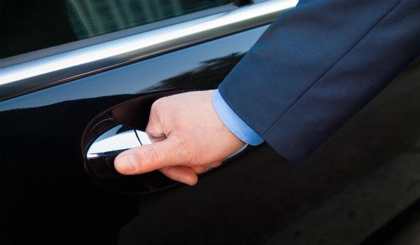Uber and Lyft rideshare apps
