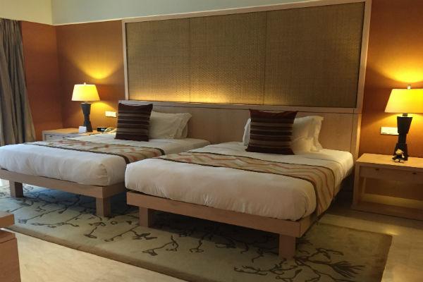 Conrad Suite Bedroom