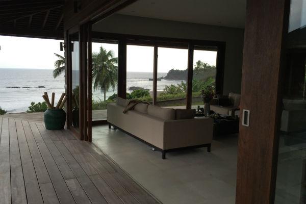 Villa Bulung Daya Living Room
