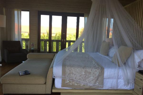 Conrad Bali Penthouse Suite Bedroom