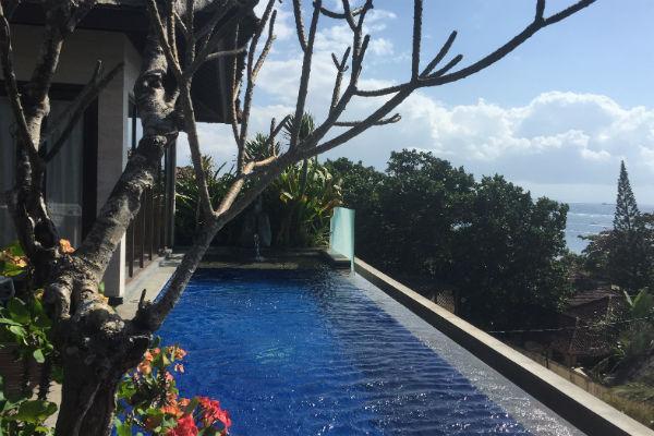 Conrad Bali Penthouse Suite Infinity Pool