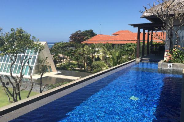 Conrad Bali Penthouse Suite Pool