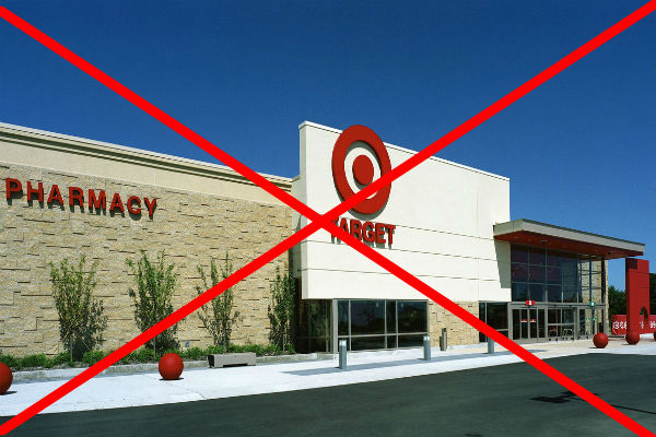 The end of Target Prepaid-REDcard
