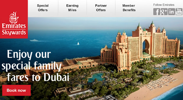 Emirates Family Fare Promotion: A Good Deal?