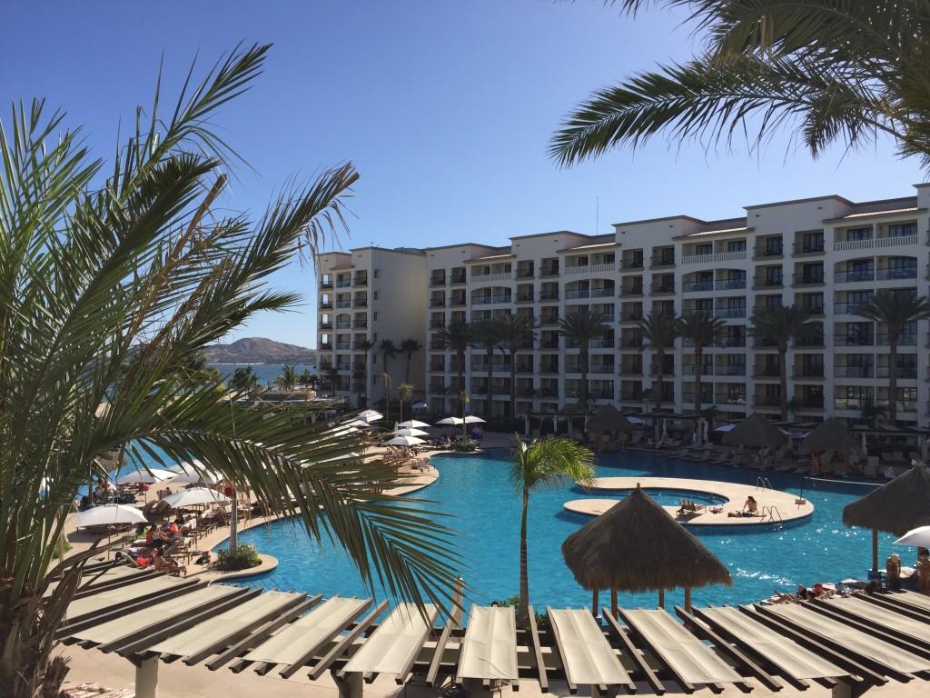 Main pool at Hyatt Ziva Los Cabo
