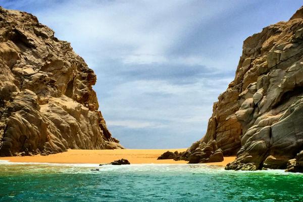 Cabo San Lucas Lover's Beach