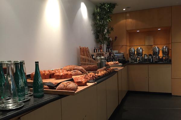 Bread Selection Apollo Restaurant Breakfast Hyatt CDG