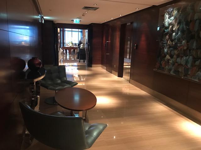 Hyatt Capital Gate Abu Dhabi Elevators