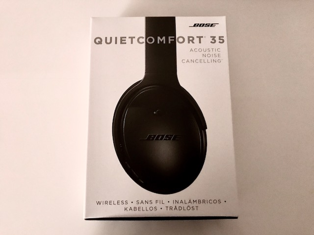 Ear Pain from Bose QuietComfort 35 Noise Cancelling Headphones