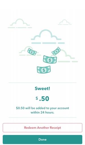 Save $0.50 on Walmart money order fees with iBotta!
