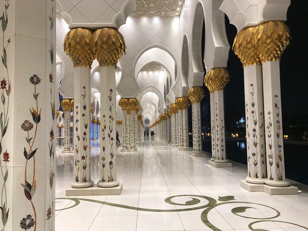 Sheikh Zayed Mosque Abu Dhabi Overrated